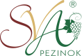 SLOVENSKÁ VINÁRSKA AKADÉMIA PEZINOK Logo